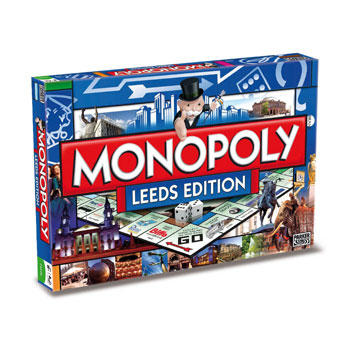View Item Monopoly - Leeds (Sponsorship edition)