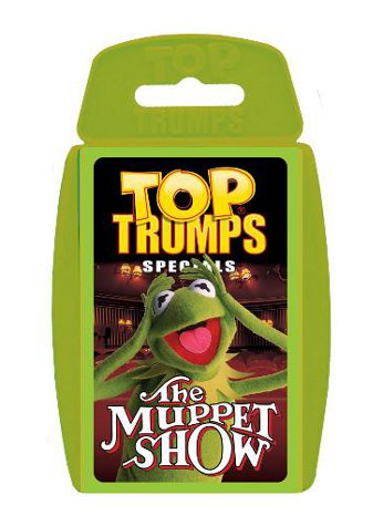 Top Trumps - The Muppet Show Enlarged Preview