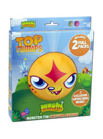 View Item Top Trumps - Moshi Monster Tin: Katsuma Edition