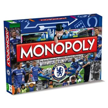 View Item Monopoly - Chelsea FC (2011 edition)