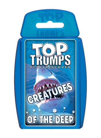 View Item Top Trumps - Creatures of the Deep