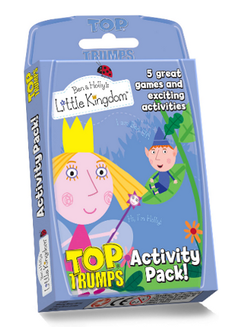 Top Trumps - Ben & Hollys Little Kingdom Activity Pack Enlarged Preview