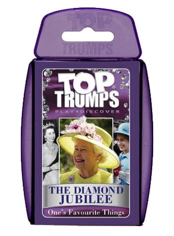View Item Top Trumps - The Diamond Jubilee (Limited Edition)