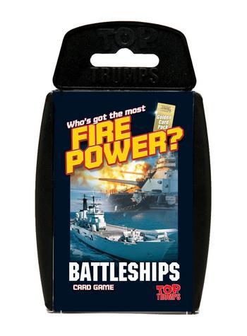 View Item Top Trumps - Battleships