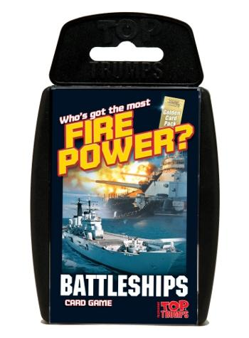 View Item Top Trumps - Battleships