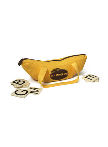 Jumbo Bananagrams Preview