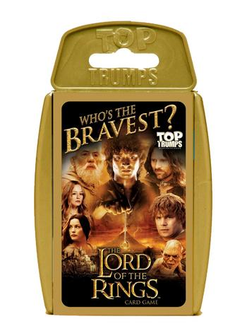 View Item Top Trumps - The Lord of the Rings