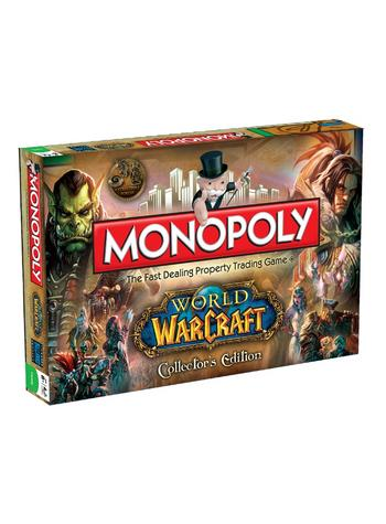 View Item Monopoly - World of Warcraft