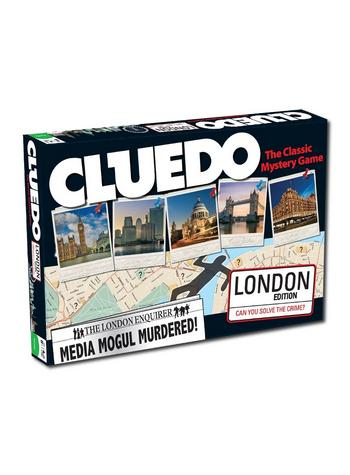Cluedo: London Edition  Preview