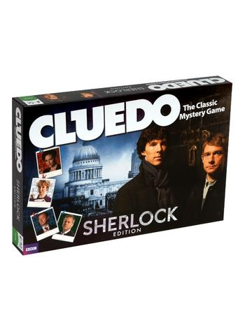Cluedo Sherlock Edition Preview
