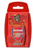 View Item Top Trumps - Arsenal FC 2012/13