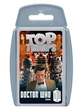 View Item Top Trumps - Doctor Who Pack 6