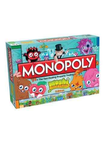 View Item Monopoly - Moshi Monsters