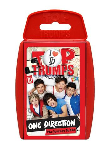View Item Top Trumps - One Direction 1D