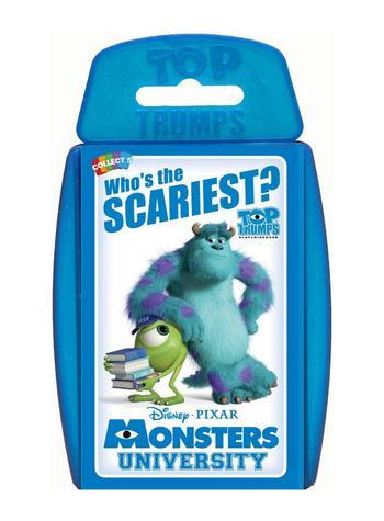 View Item Top Trumps - Monsters University