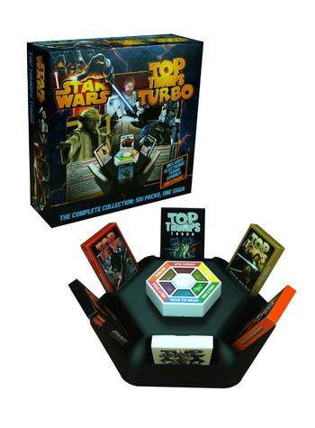 View Item Top Trumps - Star Wars Turbo