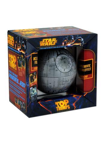 View Item Top Trumps - Star Wars Death StarTin - 2013 edition