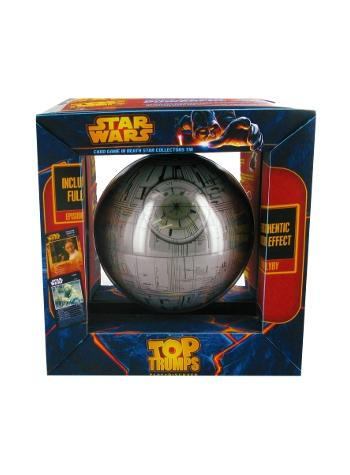 View Item Top Trumps - Star Wars Death StarTin - 2013 edition