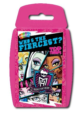 View Item Top Trumps - Monster High
