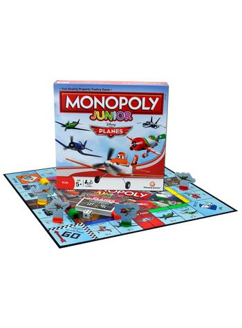 View Item Monopoly - Disney Planes