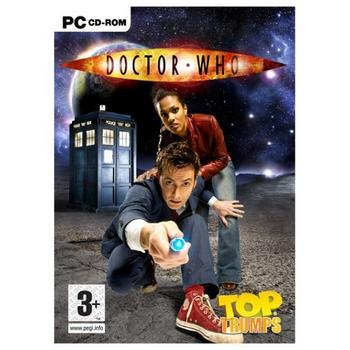 Doctor Who Top Trumps - PC CD-ROM Preview
