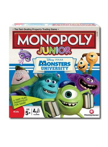 Monopoly - Monsters University Preview