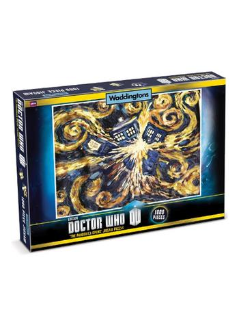 View Item Doctor Who Jigsaw Puzzle