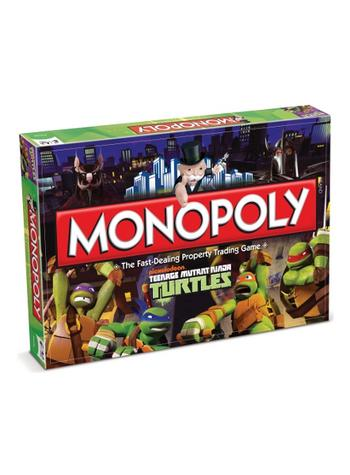 View Item Monopoly - Teenage Mutant Ninja Turtles