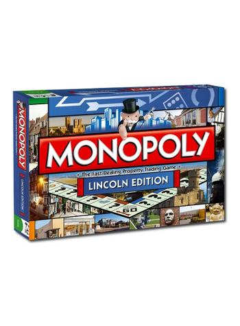 View Item Monopoly - Lincoln