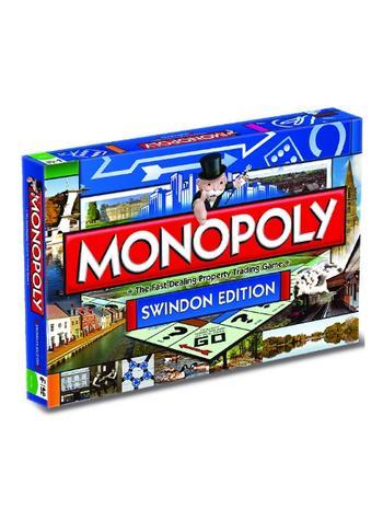 View Item Monopoly - Swindon