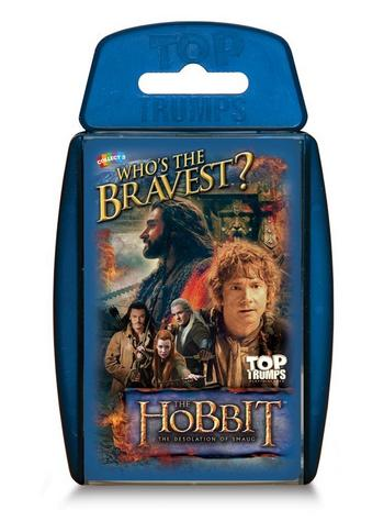 View Item Top Trumps - The Hobbit 2 Card Game