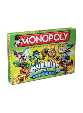 View Item Skylanders - Monopoly