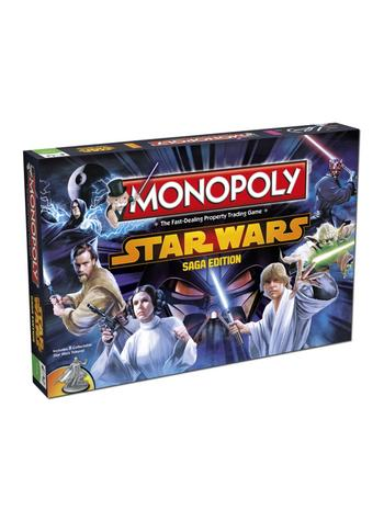View Item Star Wars - Monopoly