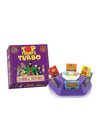 View Item Top Trumps Horrible Histories Turbo