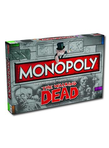 View Item The Walking Dead Monopoly