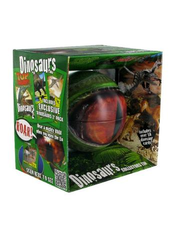 View Item Top Trumps - Dinosaurs Collectors Tin