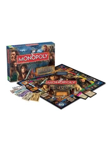 View Item Monopoly - The Hobbit 2 - The Desolation of Smaug