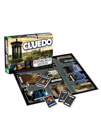 View Item Cluedo Edinburgh