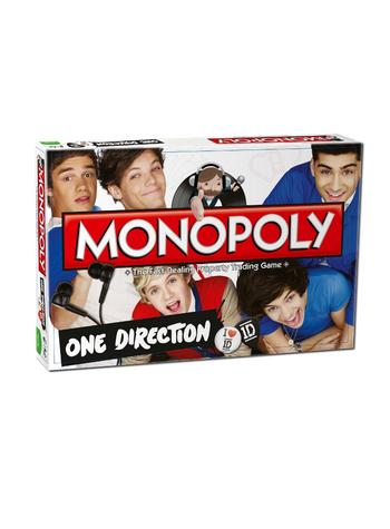 View Item One Direction Monopoly