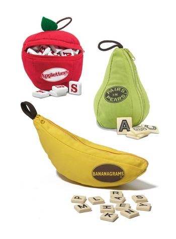 Bananagrams Fruit Bowl Combo Preview