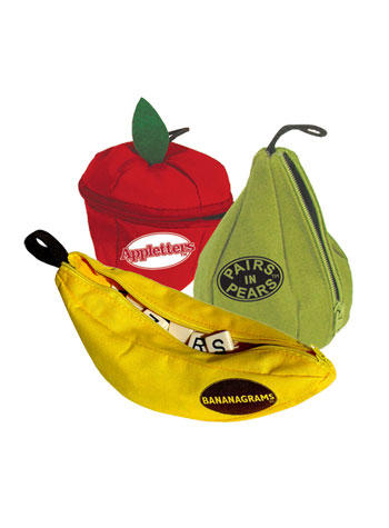 View Item Bananagrams Fruit Bowl Combo