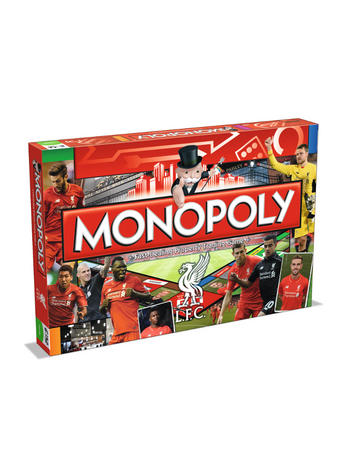 View Item Liverpool FC Football Monopoly 2015 edition