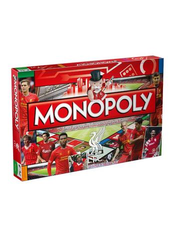 Monopoly - Liverpool FC Preview