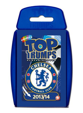 View Item Top Trumps - Chelsea FC 2013/14