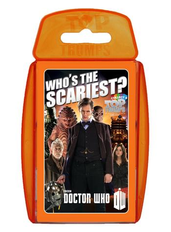 View Item Top Trumps - Doctor Who Pack 7
