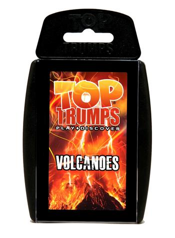 View Item Top Trumps - Volcanoes