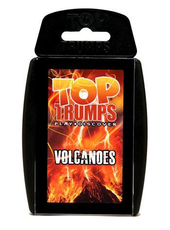 View Item Top Trumps - Volcanoes