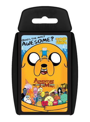 View Item Top Trumps - Adventure Time
