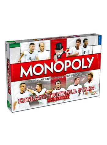 View Item Monopoly - England Football Stars