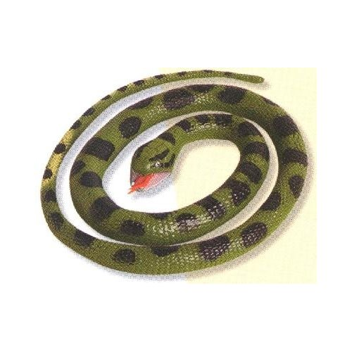NEW WILD REPUBLIC 66CM RUBBER SNAKE TOY VARIOUS COLOURS